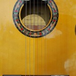 Flamenco Guitar Aranjuez F
