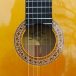 Electro Flamenco Guitar B40F Fishman