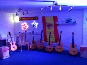 Flamenco Guitars for the UK