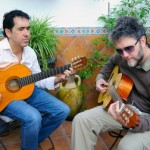 Flamenco Guitars in Jerez